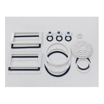 Certikin Replacement Faceplate and Gasket Kit